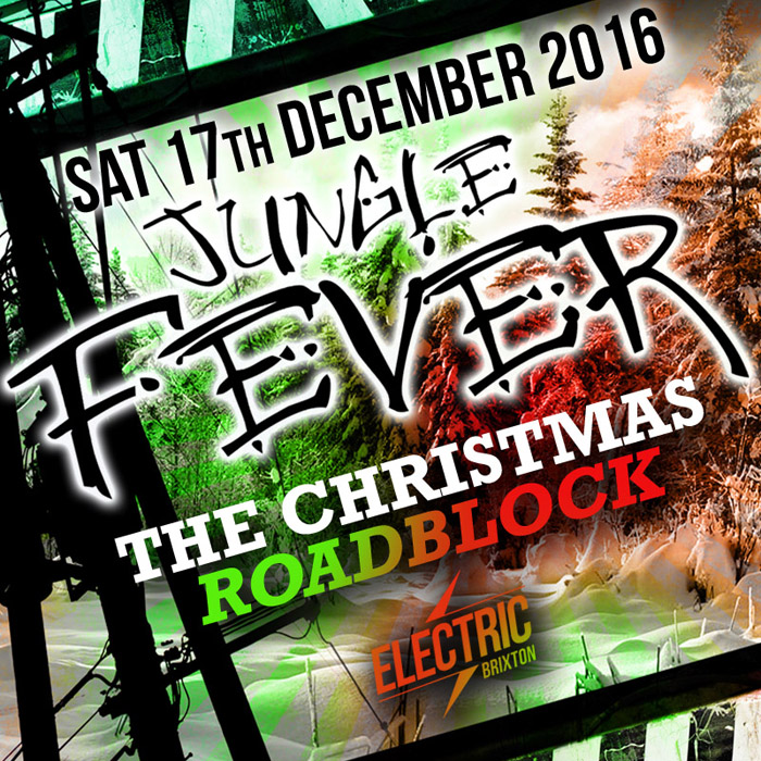 Jungle Fever The Christmas Roadblock